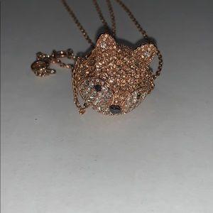 Super cute Fossil Fox 🦊 necklace